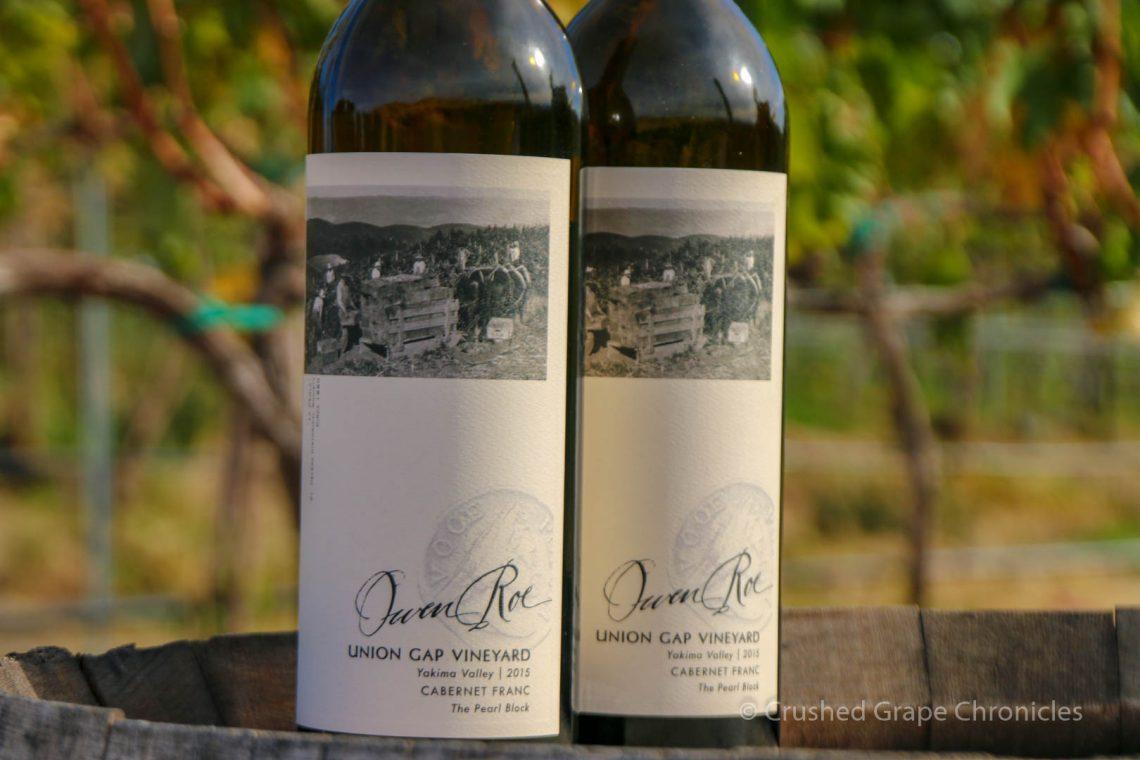 Owen Roe Winery, in Washington State