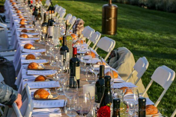 Yakima Valley Flavor Camp Wine Dinner
