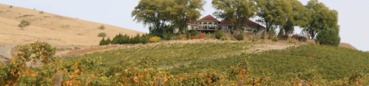 Owen Roe Winery in Yakima Valley Washington