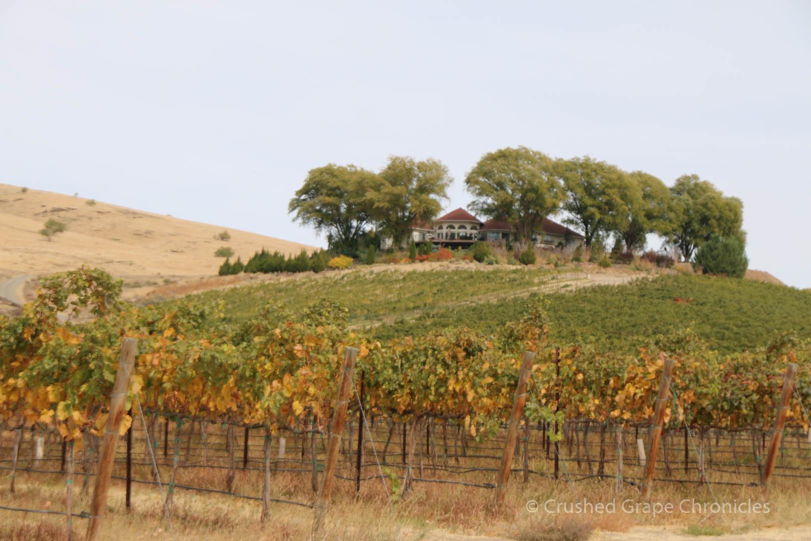 Owen Roe Winery in Yakima Valley Washington