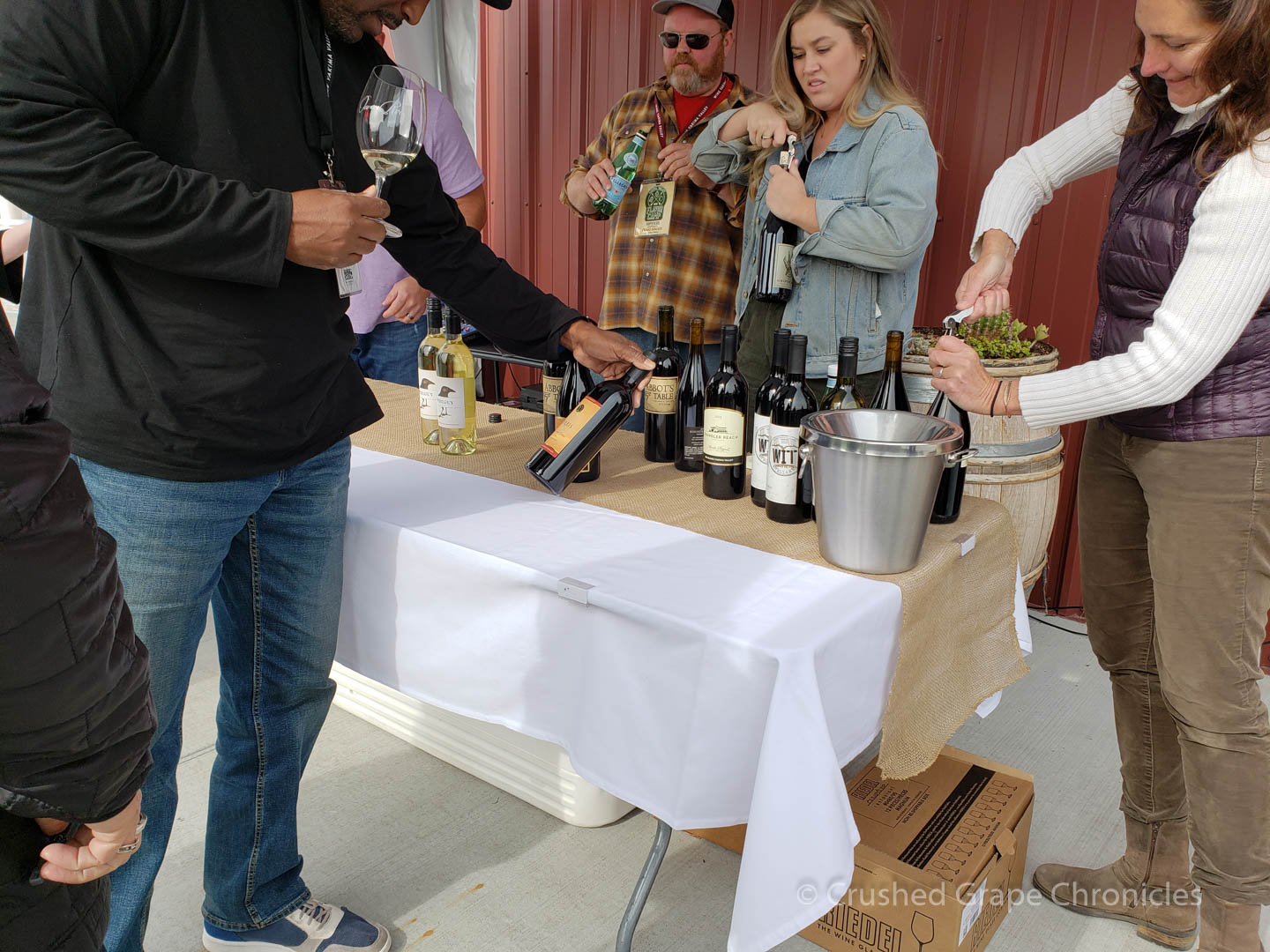 Wine Yakima Valley Flavor Camp 2018