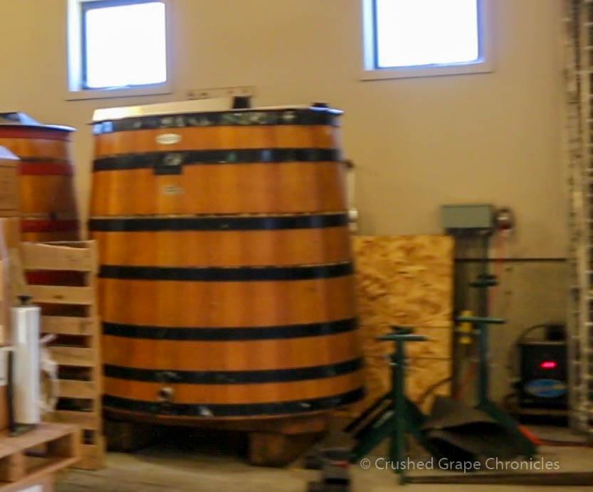 illahe fermentation tank