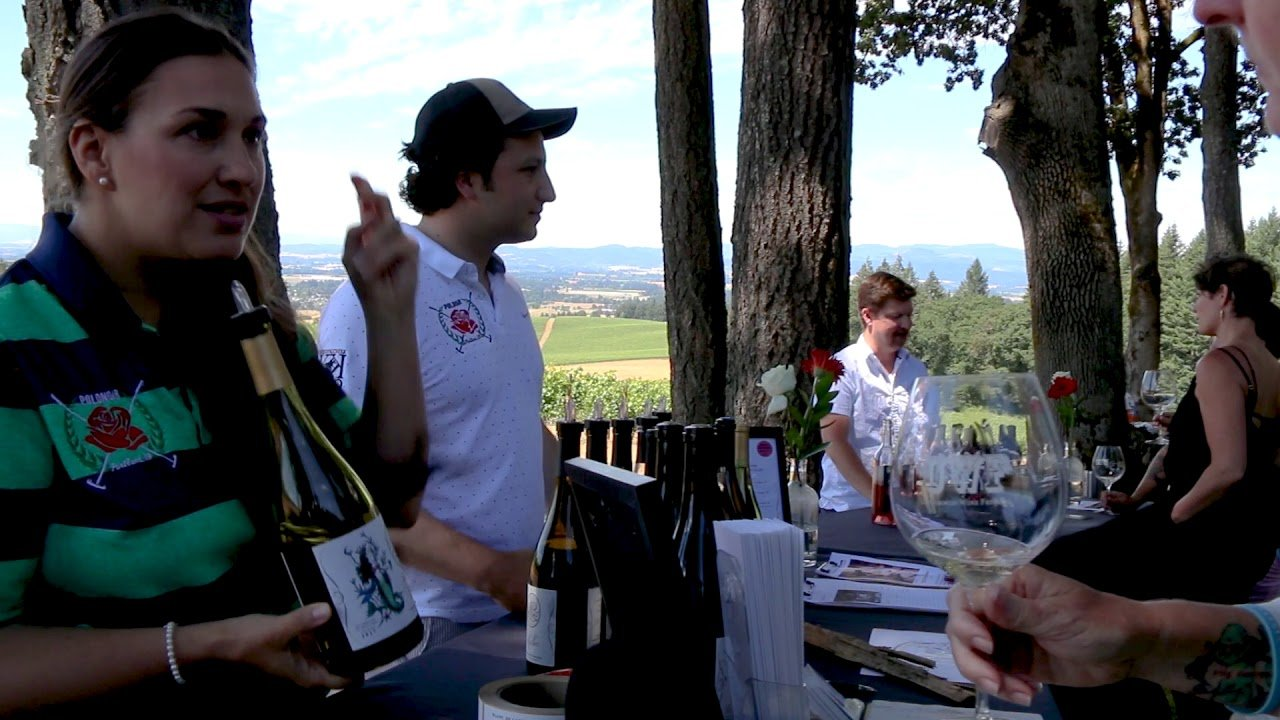 Southern Oregon Sauvignon Blanc from Leah Jørgensen