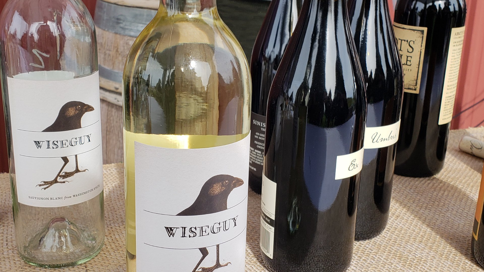 Wiseguy Wine at Wine Yakima Valley Flavor Camp 2018