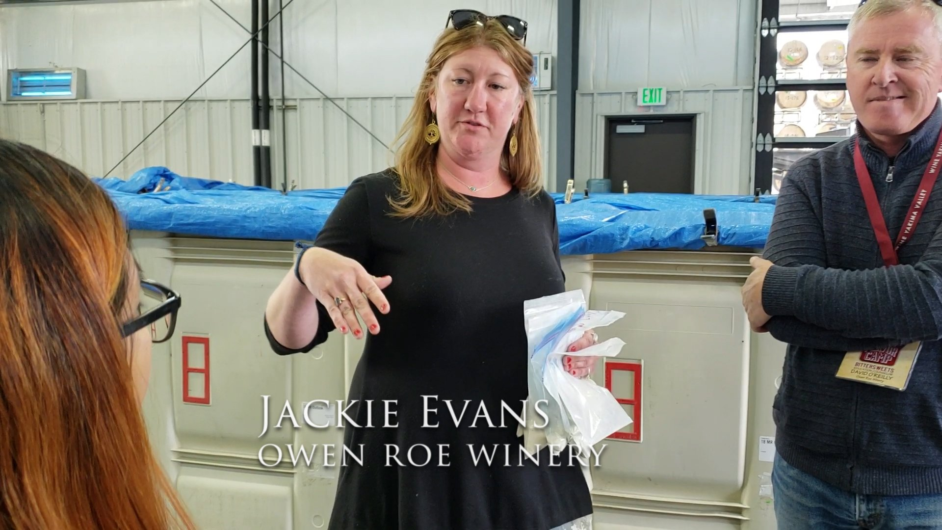 Jackie Evans, Owen Roe Winery, Winemaker