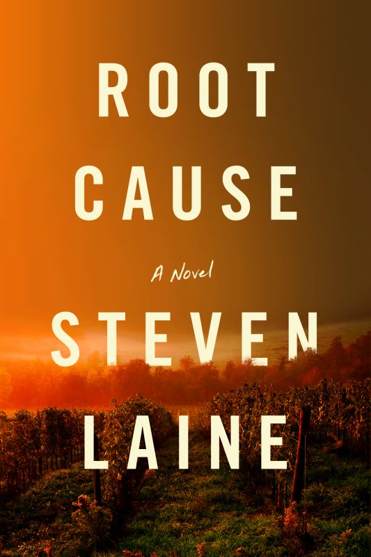 Root Cause a novel by Steven Laine