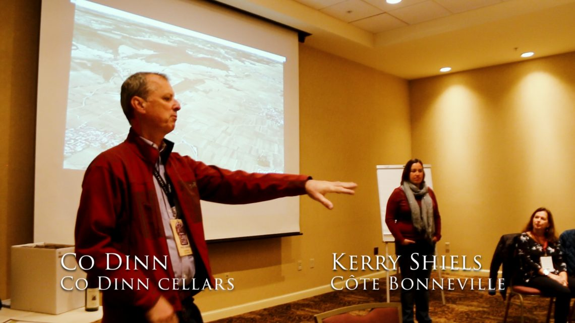 Co Dinn and Kerry Shiels talk Yakima Valley Wine