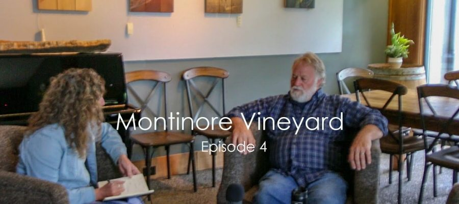 Montinore Vineyard Episode 4 with Rudy Marchesi at Montinore Estate