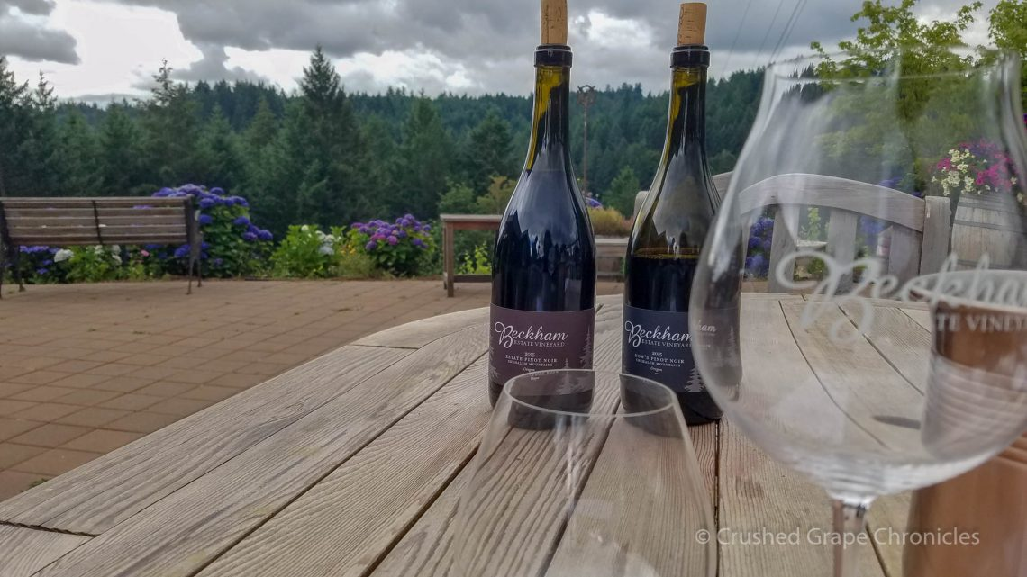 Beckham Vineyard wines 3035