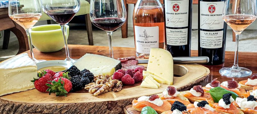 Gérard Bertrand wines of Limoux, Tautavel & La Clape