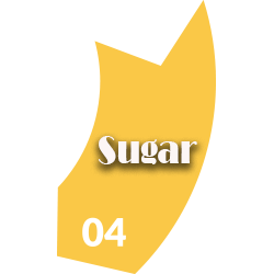 Wine single component sugar