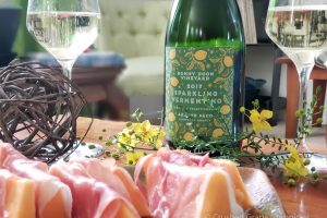 "Sparkling Vermentino – ""tears of laughter and joy"""