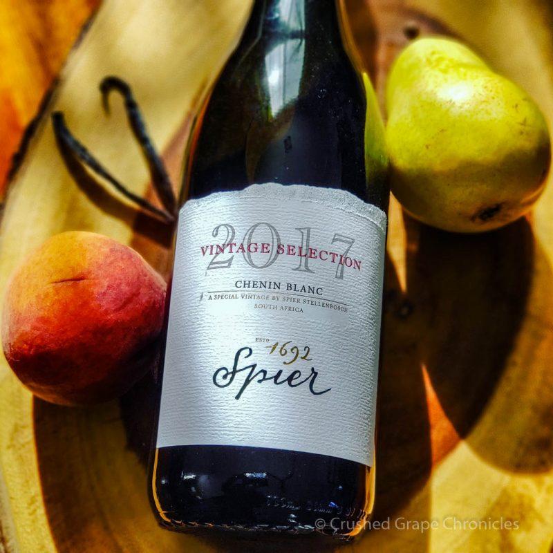 Spier 2017 Vintage Selection Chenin Blanc