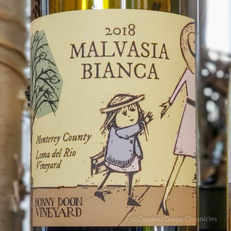 Bonny Doon 2018 Malvasia Bianca