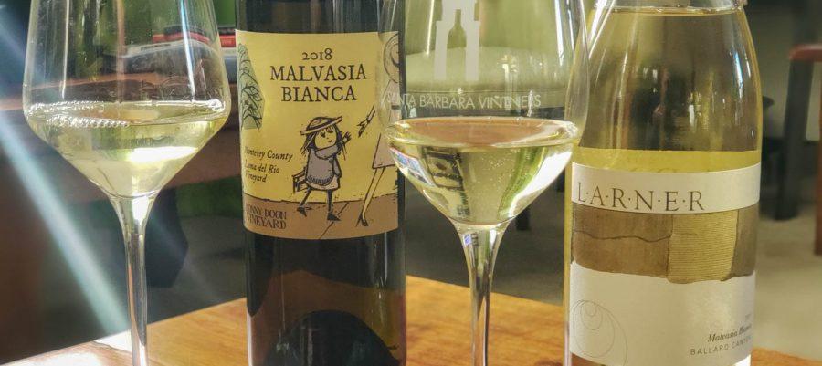 A tale of two Malvasia Biancas