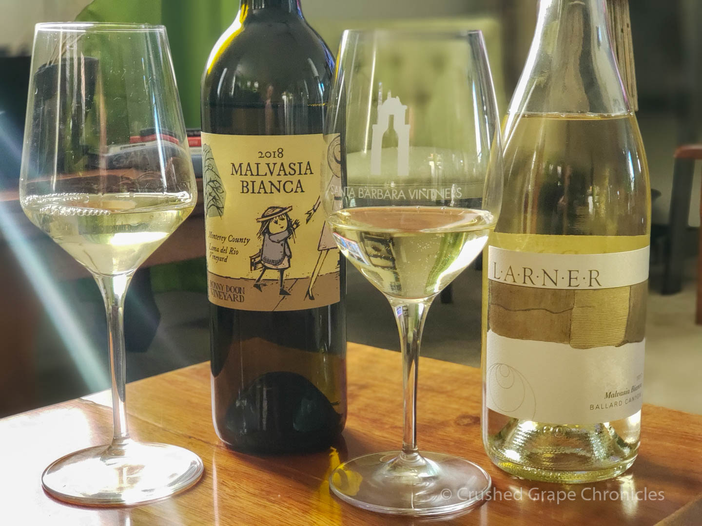 A tale of two Malvasia Biancas