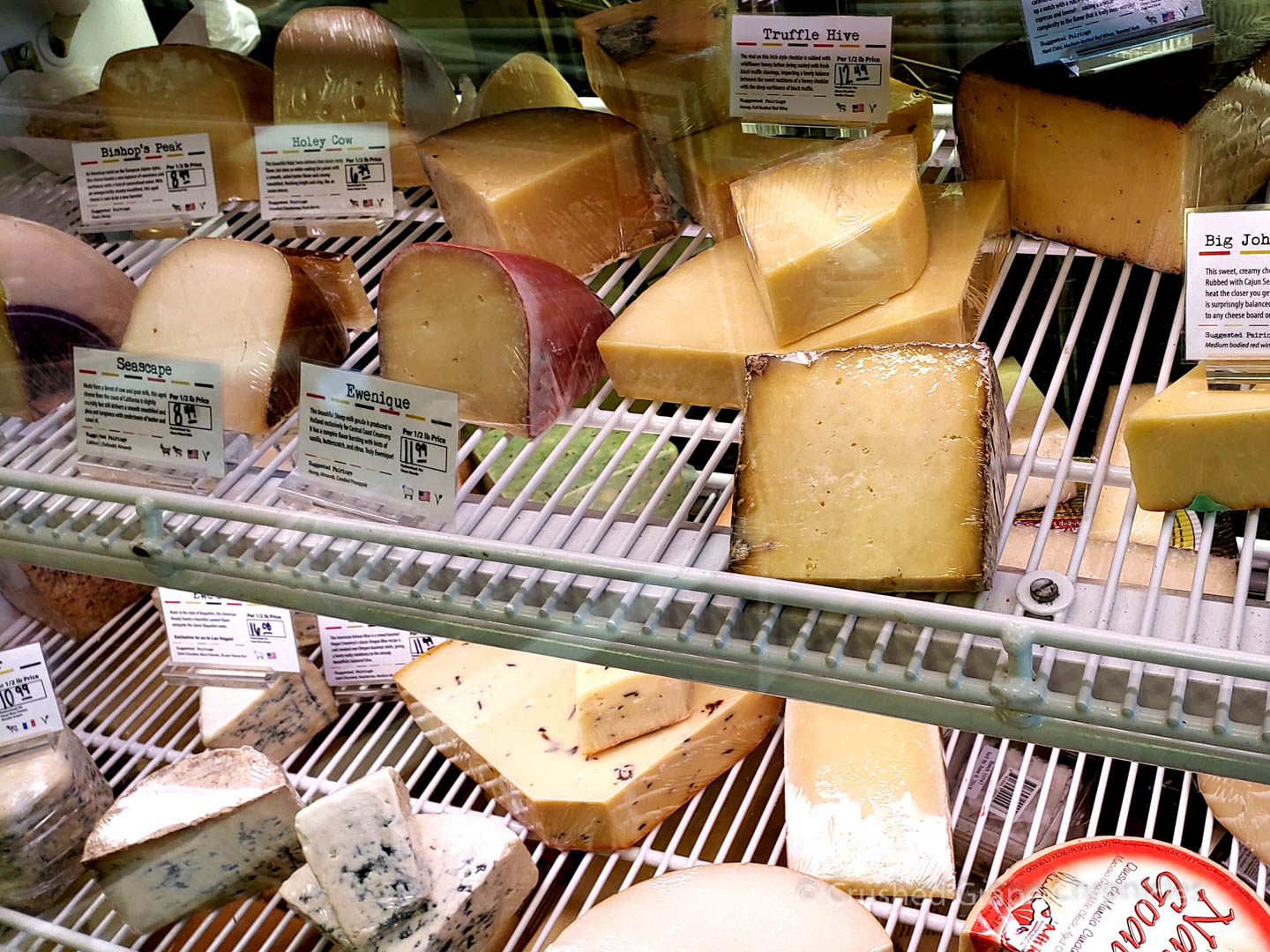 The Cheese Counter at Cured & Whey