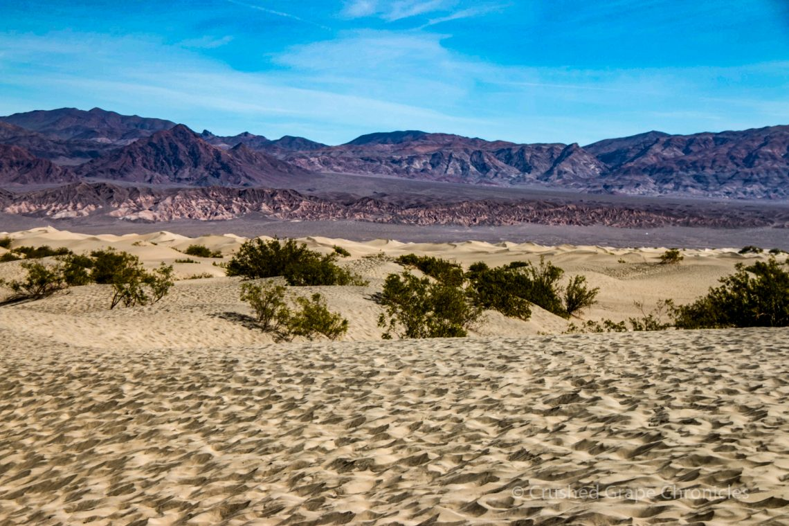 Death Valley The Scenic Route