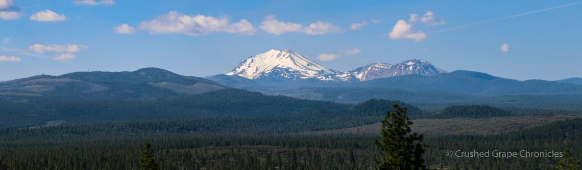 Lassen Volcano The Scenic Route