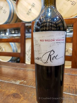 Vineyard Designate Red Willow from Owen Roe