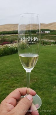 Bubbles at Trevari in the Yakima Valley
