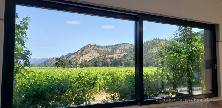 Cowhorn Tasting Room View