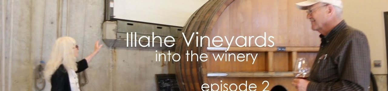 Illahe is one of nine vineyards that would be located in this new AVA. tasting with Vineyard Owner Lowell Ford