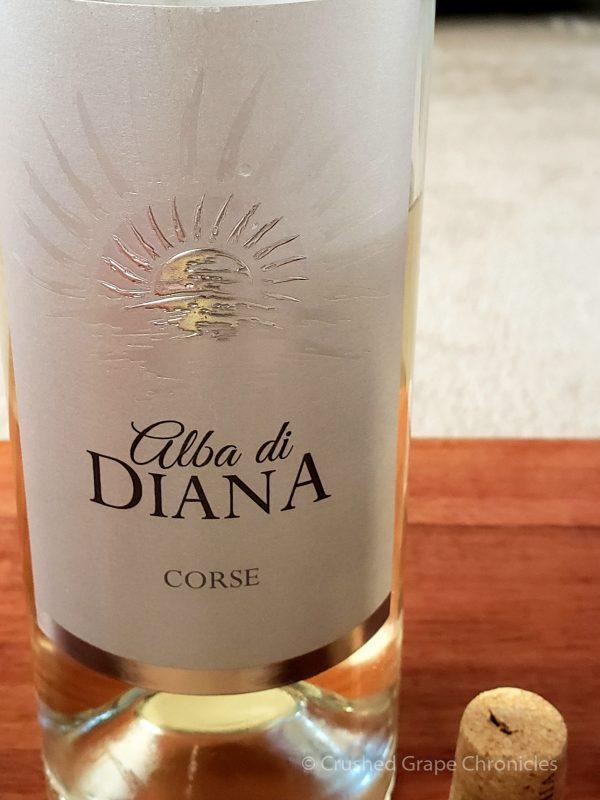 Alba di Diana Vermentino from Corsica