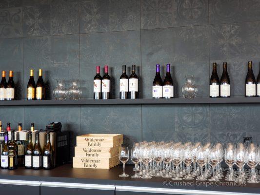 The Valdemar Estates Tasting Room