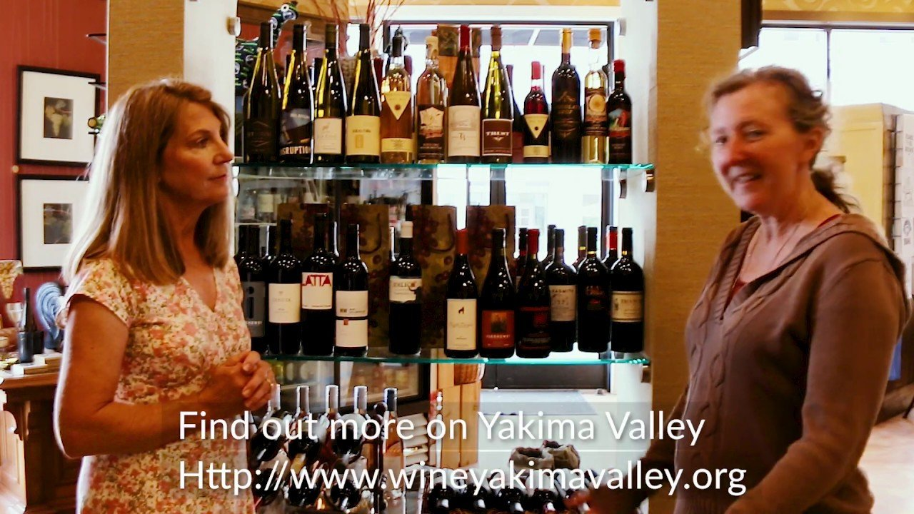 Wine Yakima Valley Overview
