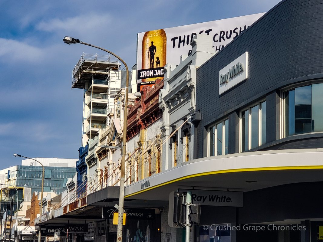 Captivating architecture in Newcastle, New South Wales Australia