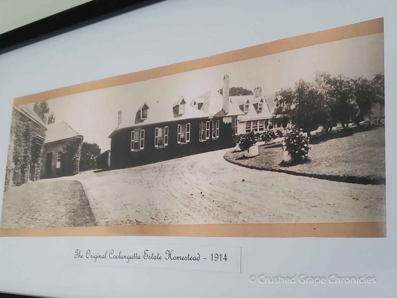 Coolangatta Estate photo 1914 Shoalhaven Coast New South Wales Australia