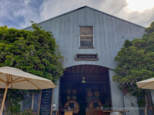 Lowe Wines in Mudgee Australia Tasting Room