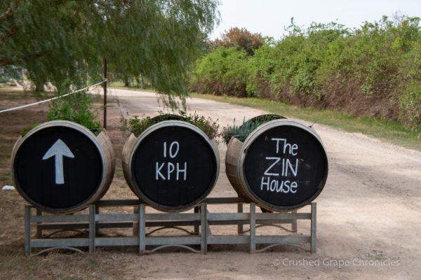 Lowe Wines in Mudgee Zinfandel