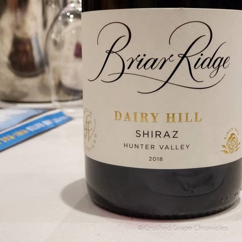 2018 Briar Ridge Dairy Hill Shiraz Red Wine Social