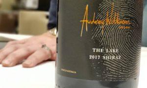 "Audrey Wilkinson 2017 ""The Lake"" Shiraz Red Wine Social"