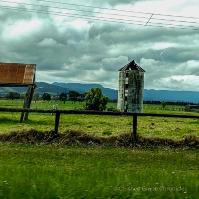 Fields coming from the Southern Highlands to the Shoalhaven coast