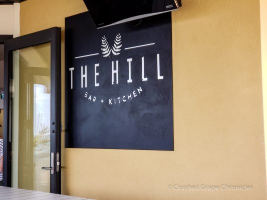 The Hill, restaurant for casual lunch and cocktails overlooking the Coast in Gerrigong NSW Australia