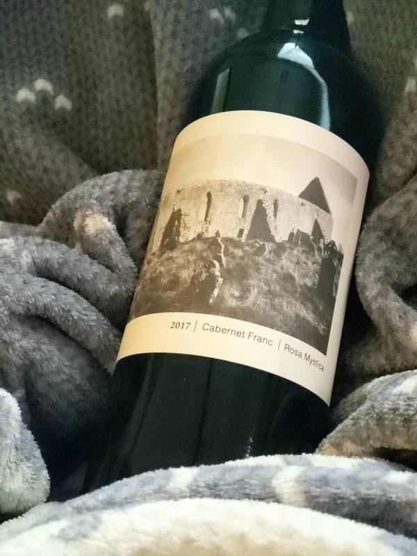 2017 Rosa Mystica Cabernet Franc from Owen Roe Winery Yakima Valley