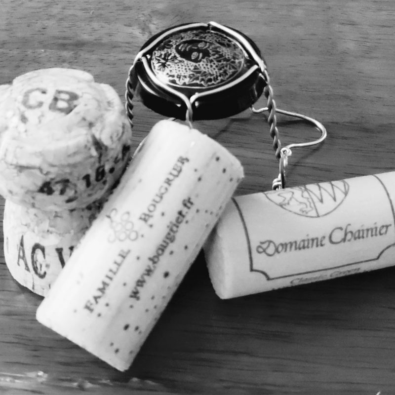 Corks from the Styles of Vouvray