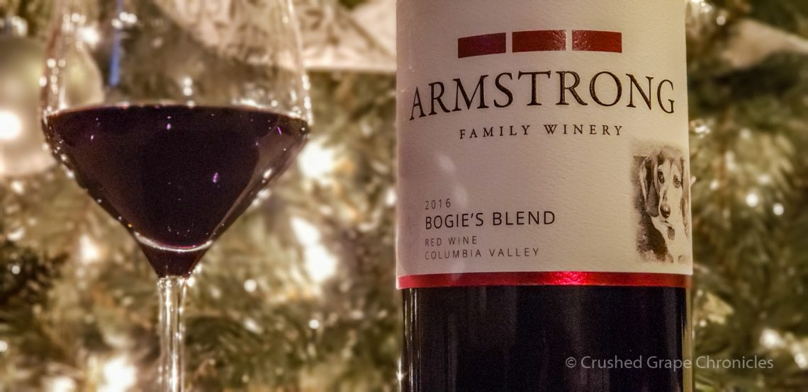 Armstrong Family Winery Bogie's Blend
