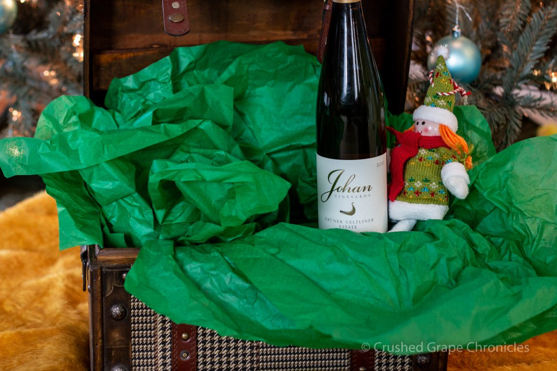 Johan Grüner Veltliner 12 Days of Wine Reveal