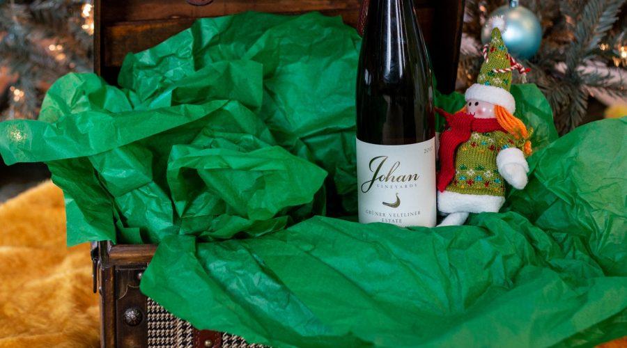 Johan Grüner Veltliner 12 Days of Wine Reveal