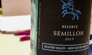 2013 Reserve Semillon Tamburlaine #WMC19 White/Rosé Social