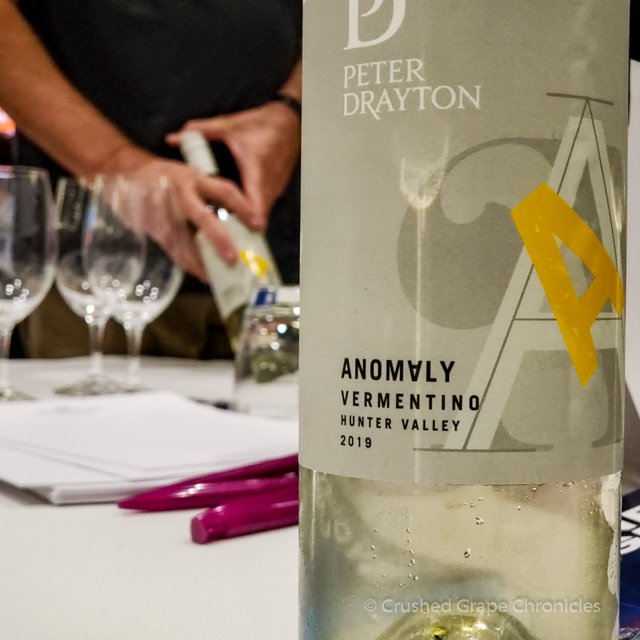 Peter Drayton 2019 Anomaly Vermentino #WMC19 White/Rosé Social
