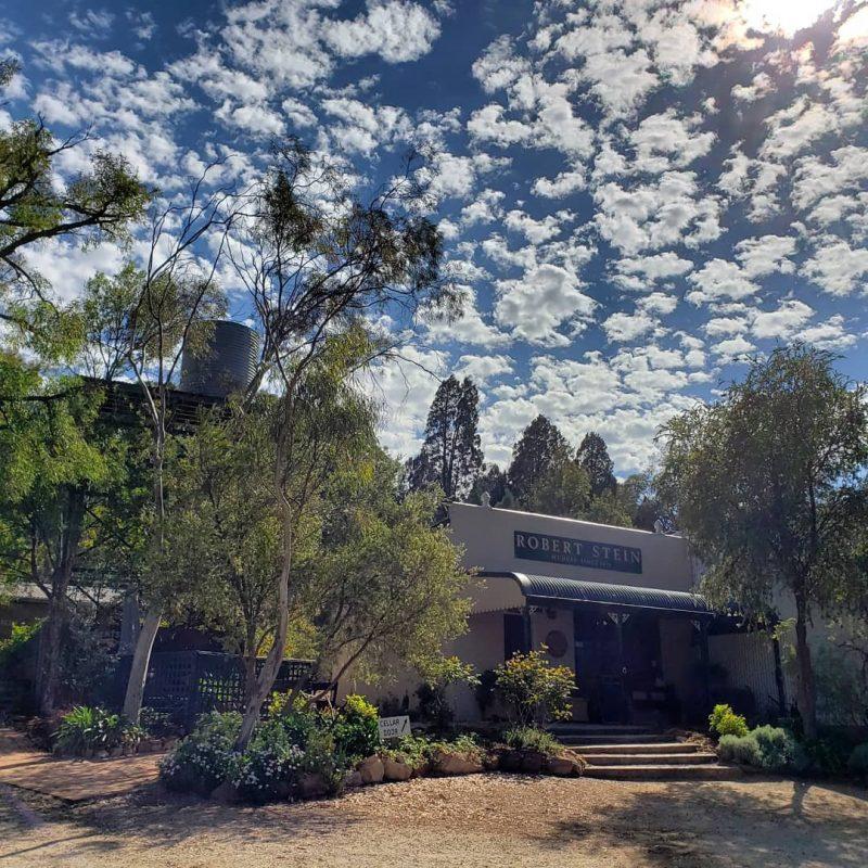 Clouds at Robert Stein, Mudgee NSW Australia