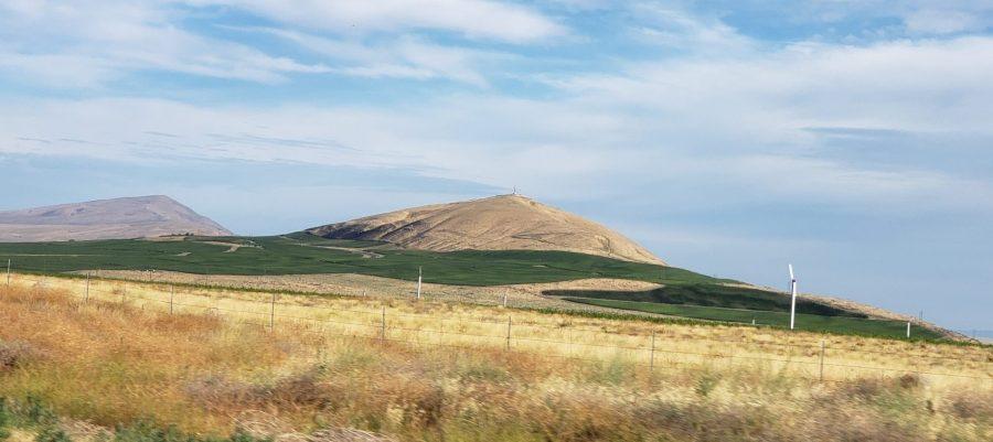 Red Mountain in Washington's Yakima Valley