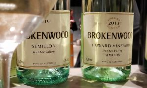 Brokenwood Wine Semillon In Hunter Valley Australia