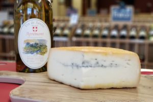 Apremont and morbier from Valley Cheese and Wine