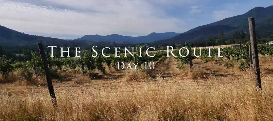 The Scenic Route Day 10 Quady North